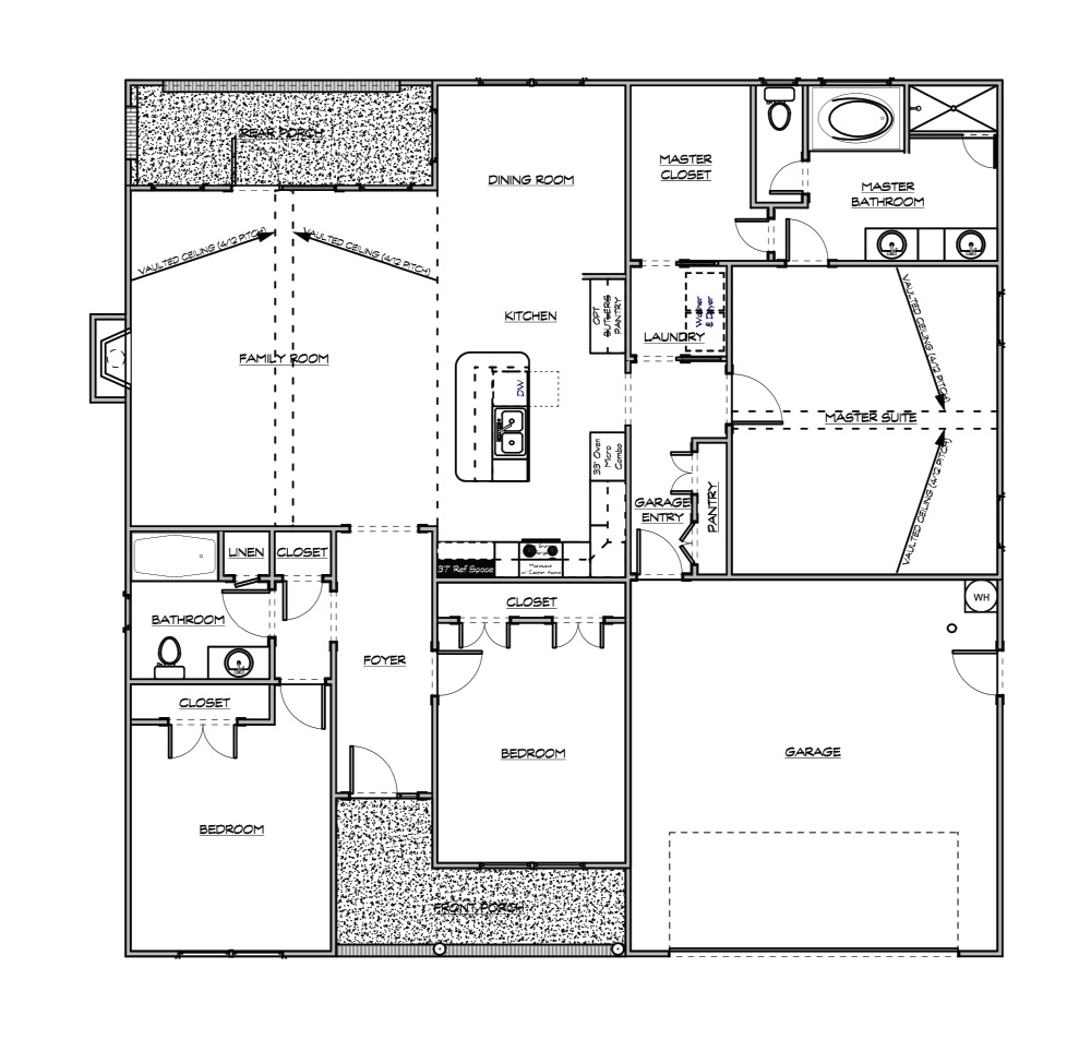 The Chandler - Virginia Builders New Homes