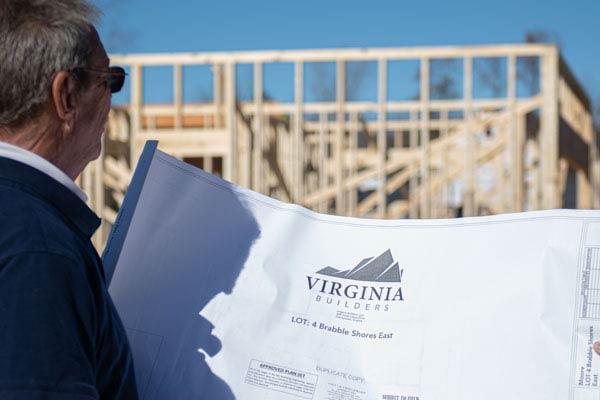 Virginia Builders' Floorplans