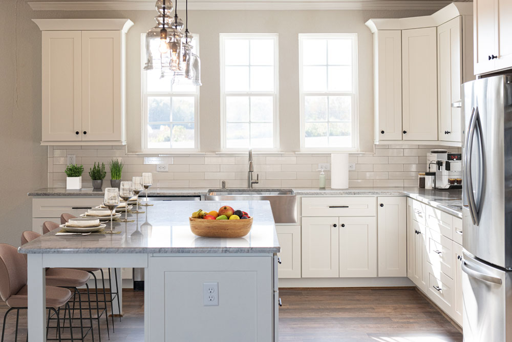 Lighting in Kitchen Natural