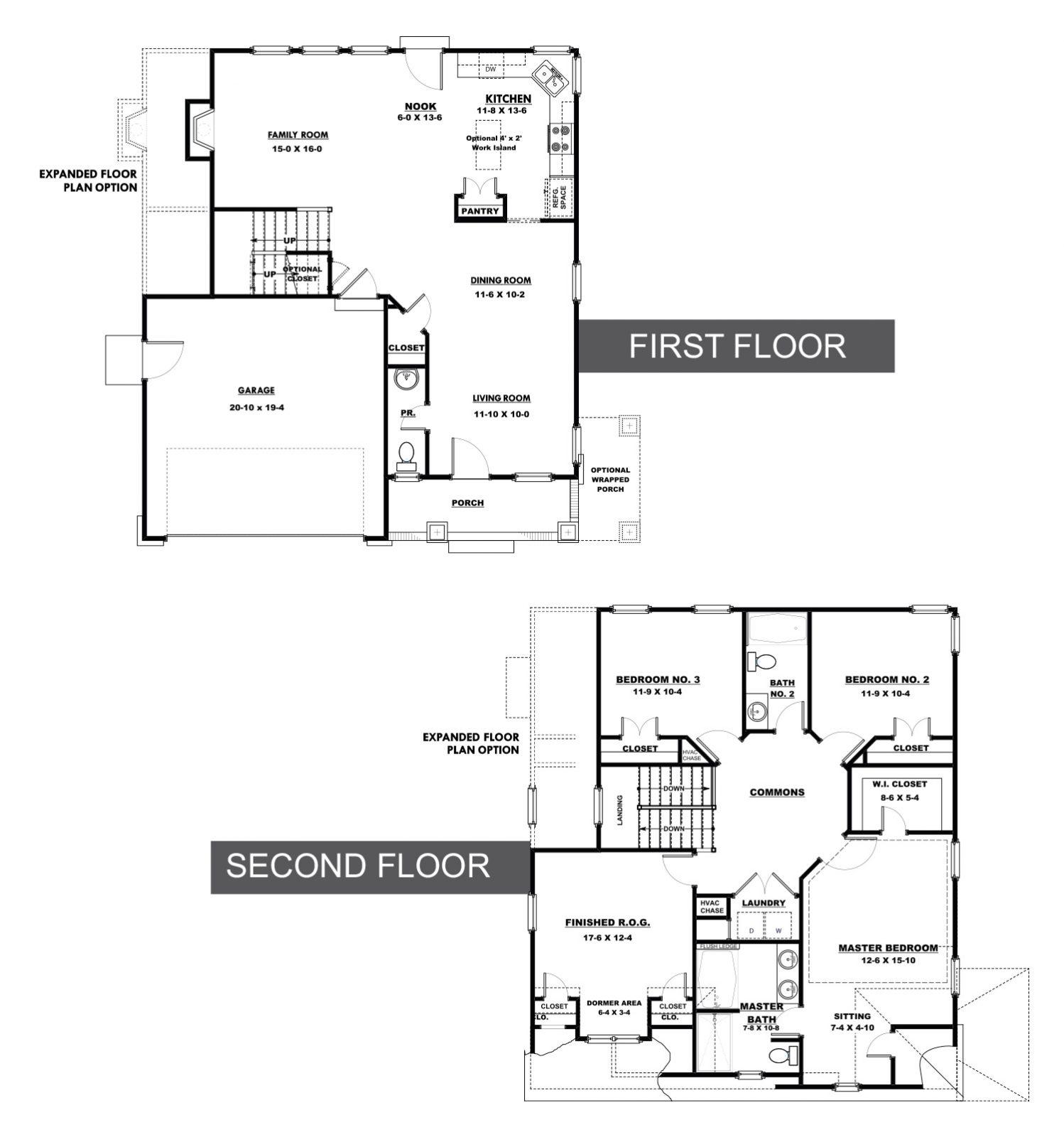 Grace Floorplan